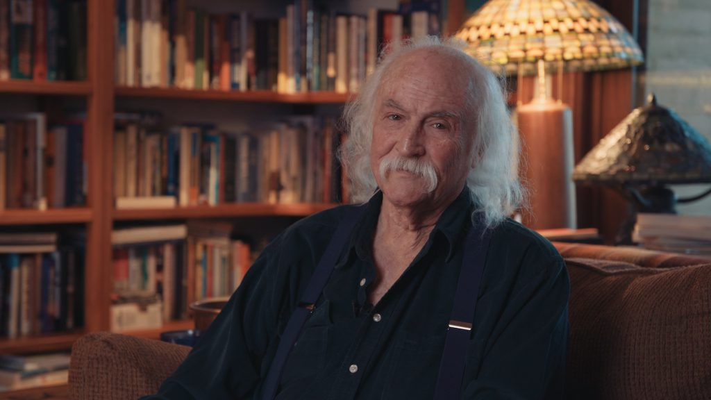 David Crosby Answers Your Concerns About CBD Oil, Sex and Mustache Upkeep