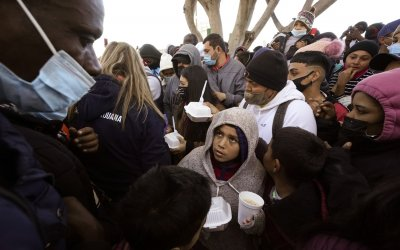 At the border, confusion, anxiety and hope as U.S. unveils new procedure for asylum candidates