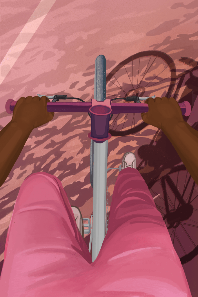 Learning to Ride a Bike Eased My Chronic Anxiety
