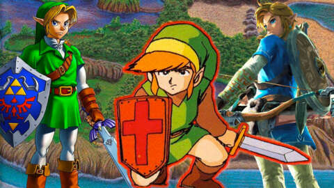 The Legend Of Zelda 35th Anniversary: Our Favorite Games And Why
